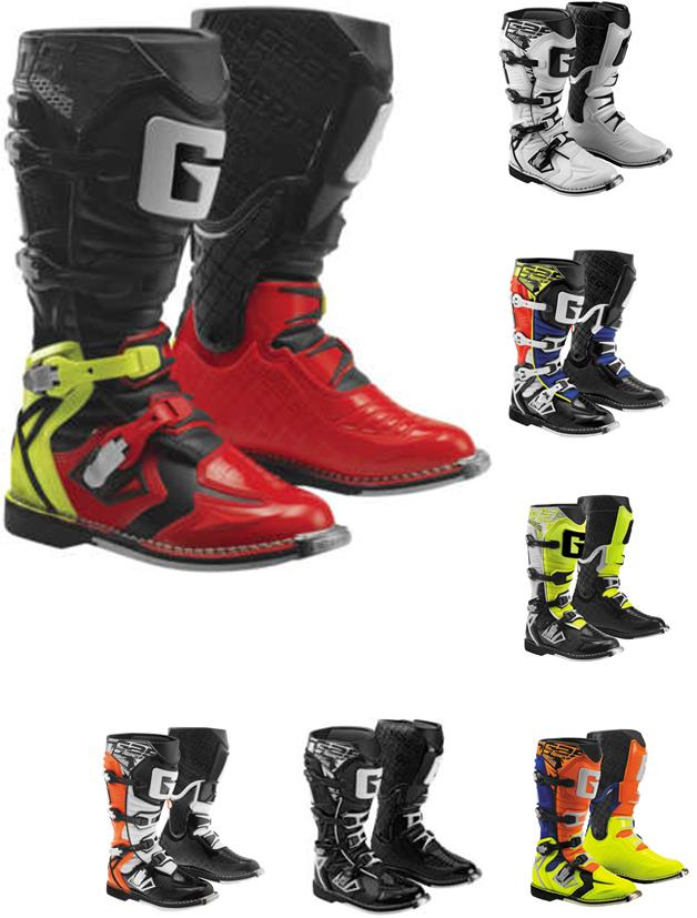 DIRT BIKE & MOTOCROSS RIDING GEAR JERSEYS, BOOTS, GOGGLES