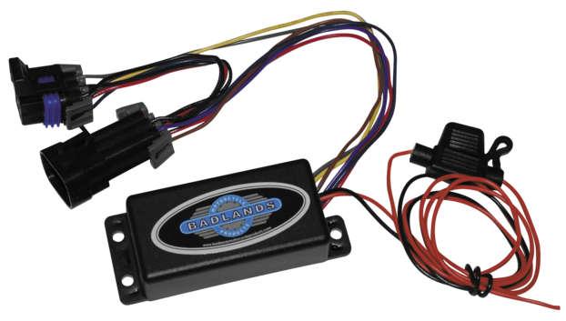 on badlands 3 wires load equalizer wiring diagram
